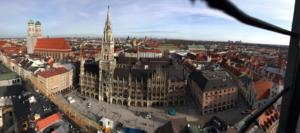ドイツ市内
