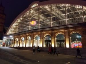 ライムストリート駅