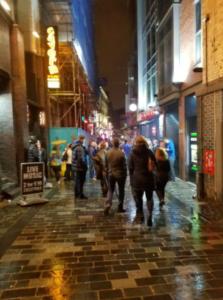 マシューストリート夜