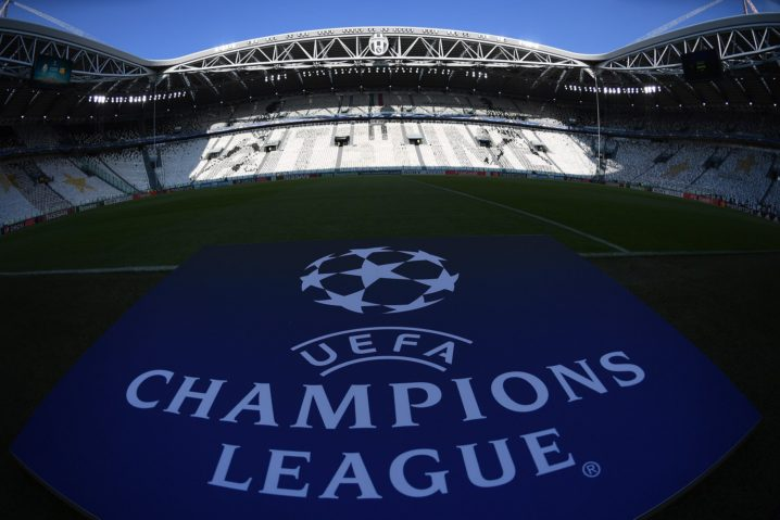 @Champions Leagueより