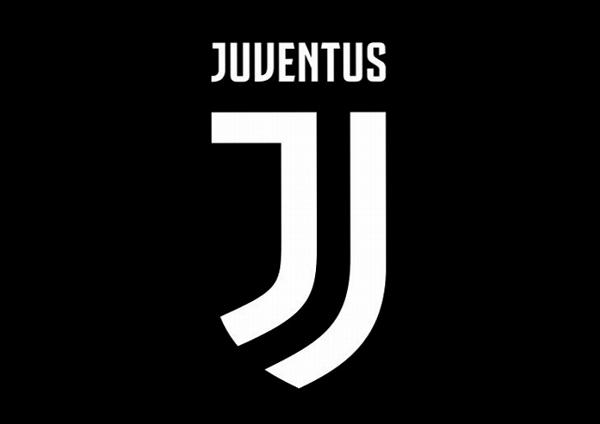 ユベントスの新ロゴ