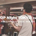 【KOP Night TOKYO】初開催リアルドキュメント~日本人KOP感動の大熱唱