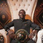 サディオ・マネがアフリカ最優秀選手賞受賞のスピーチで(また一層)ファンの人気を集める